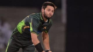 T20 World Cup 2016: Shahid Afridi becomes leading wicket-taker