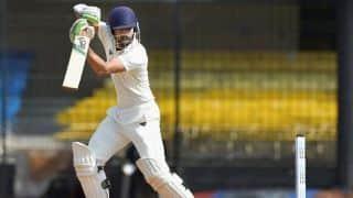 Vijay Hazare Trophy 2019-20, Group B: Faiz Fazal, bowlers shine as Vidarbha beat Delhi by five wickets