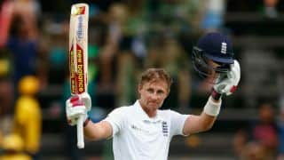 Root's ton propels England to 215/2 against West Indies in Edgbaston Test