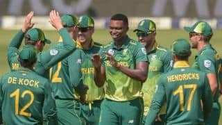 Faf du Plessis' South Africa pin World Cup hopes on bowlers