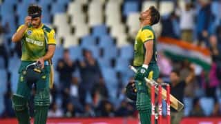Duminy states SA treated Centurion T20I against IND as semi-final