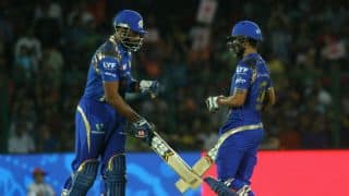 IPL 2017 LIVE Streaming: Mumbai Indians vs Sunrisers Hyderabad