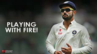 Virat Kohli's selections playing with fire