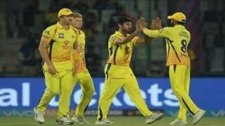 Dhoni wants CSK to improve death bowling ahead of playoffs