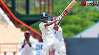Wriddhiman Saha 1st wicketkeeper-batsman to score double ton in Irani Cup