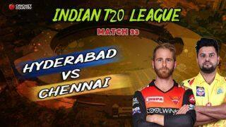 SRH vs CSK: Bowlers, Warner, Bairstow star as Sunrisers Hyderabad beat Chennai Super Kings