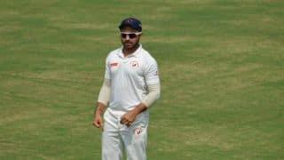 Ranji Trophy 2016-17, quarter-final: Samit Gohil scores triple-hundred; smashes all records