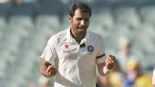 India vs Australia, 1st Test at Adelaide Oval, Day 4: Mohammed Shami gets rid of Shane Watson