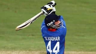 Afghanistan set to put competitive total