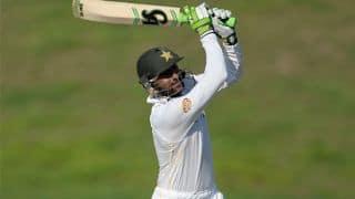 Shoaib Malik slams maiden double century for Pakistan vs England 1st Test in Abu Dhabi