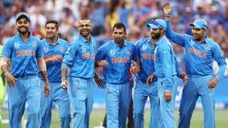 India vs Australia 2015-16, 3rd ODI at Melbourne: Visitors' likely XI