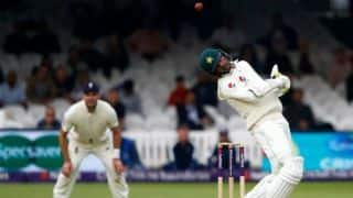 PAK lead ENG by 166 runs at stumps, Day 2 of 1st Test