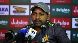 1st Test: Sarfraz Ahmed slams Pakistan's poor batting show after four-run defeat against New Zealand