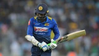 SL looking for options to replace Tharanga as ODI skipper