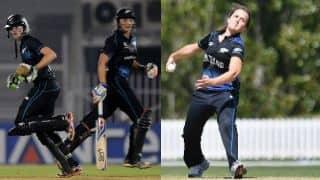 Women's World T20: वाटकिन और केर ने न्यूजीलैंड को दिलाई जीत