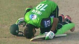 Misbah-ul-Haq's replacement Imam-ul-Haq scores maiden century on Pakistan Cup 2016 debut