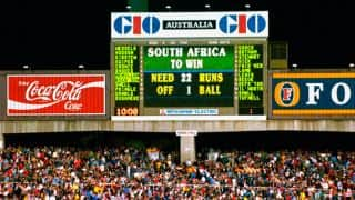 World Cup 1992 semi-final: Were South Africa really robbed of a victory against England?