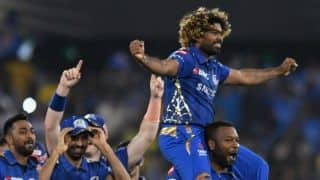 I wanted to go with experience: Rohit on why he picked Malinga for the last over