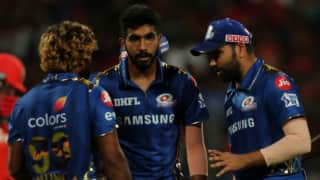 Jasprit Bumrah steals a humdinger for Mumbai vs Bangalore