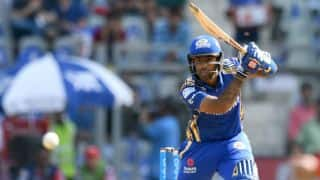 IPL 2018, Match 9: Suryakumar Yadav, Ishan Kishan power MI to 194/7