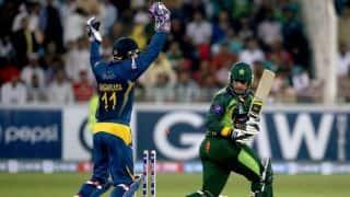 Afghanistan vs Pakistan Asia Cup 2014 Match 3: Sharjeel departs for 25; Pakistan 64/1 in 16 overs