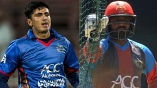 Afghanistan drop Mujeeb Ur Rahman for Ireland Test, Mohammad Shahzad not picked for T20Is