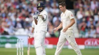 क्रिस वोक्स बोले, भारतीय बल्लेबाजों ने हालात का अच्छा फायदा उठाया