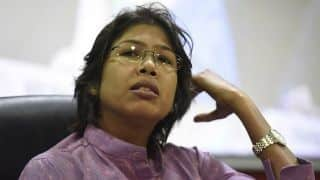Jhulan Goswami honoured to feature on Indian postage stamp