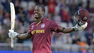 Brathwaite the berserker surprises, stings and almost stuns
