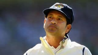 Sachin Tendulkar unveils digital mosaic of himself
