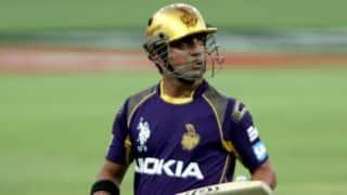 Gambhir helps Kolkata start well