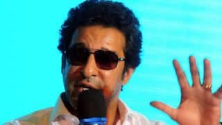 Wasim Akram expecting his first child with Shaniera Akram