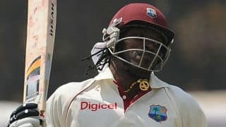 West Indies vs Bangladesh, 1st Test Day 1 at St Vincent: Chris Gayle scores 37th Test fifty