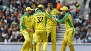 Cricket World Cup 2019: Aaron Finch, Mitchell Starc shine as Australia beat Sri Lanka to go on top