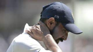 BCCI to take decision on Shami after ACU report