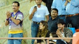 IPL 2017: SRK to be present at Eden Gardens during KKR vs MI tie