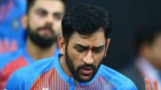MS Dhoni on quiting: Spilt Captaincy doesn't work in India