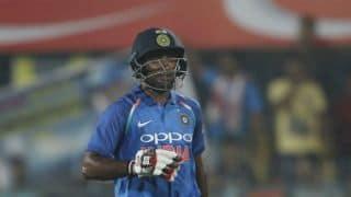 टीम इंडिया के नए नंबर चार बल्लेबाज बनने को लेकर दबाव में नहीं हैं अंबाती रायडू