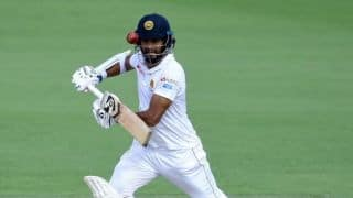 Dimuth Karunaratne arrested over drink driving