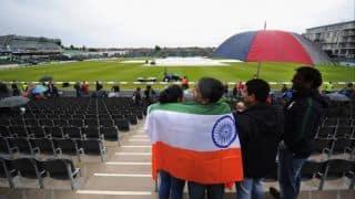 India vs England 2nd ODI delayed due to rain