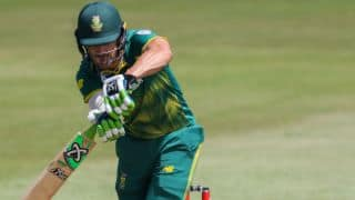 India vs South Africa, 1st ODI: Faf du Plessis' hundred powers hosts to 269