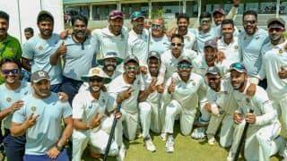 Ranji Trophy: Kerala hope to turn the tables on defending champions Vidarbha