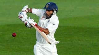 Shikhar Dhawan dismissed for 98 on Day 2 of 2nd Test against New Zealand