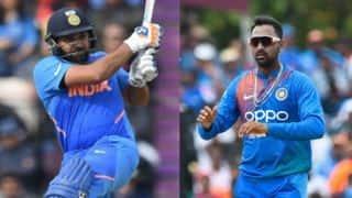 रोहित, क्रुणाल के शानदार प्रदर्शन से जीता भारत, 2-0 से नाम की सीरीज
