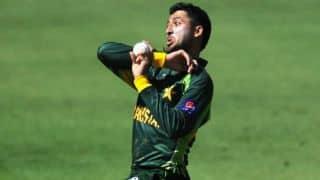 पाकिस्तान टीम को लगा झटका, चोटिल जुनैद खान न्यूजीलैंड दौरे से बाहर