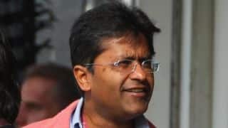 Lalit Modi hails Supreme Court's decision to declare RCA poll results on May 6