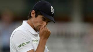 Alastair Cook: Lord's wicket supported Sri Lanka