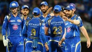 Krunal Pandya's all-round show along with Jasprit Bumrah help Mumbai Indians thrash Delhi  Daredevils by 80 runs, IPL 2016 Match 47