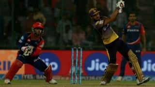 Pandey's sparkling knock & other highlights from DD vs KKR, IPL 2017, Match 18