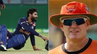 Trending Cricket News: Tom Moody annoyed with the way Ravindra Jadeja replaced by Yuzvendra chahal as Concussion Substitute